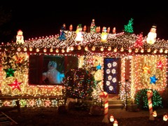 liz simmons best christmas lights in the country - Best Christmas Lights In Dallas
