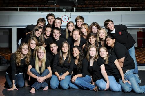 Woodrow Fall Play Cast
